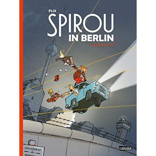 Flix - Spirou in Berlin - Deluxe Version, Limitiert auf 999 Exemplare - Preis vom 08.04.2020 04:59:40 h