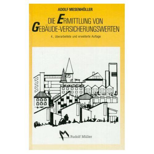 - Die Ermittlung von Gebäude-Versicherungswerten - Preis vom 21.10.2020 04:49:09 h