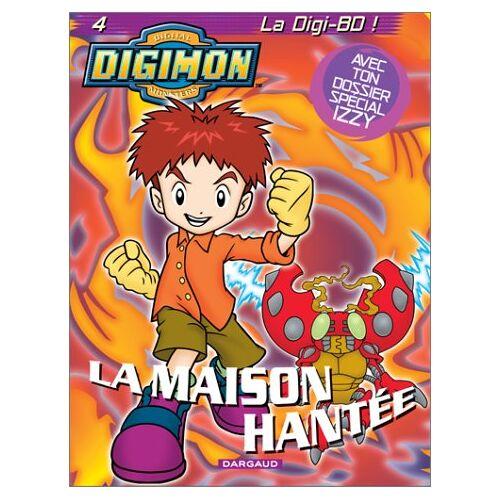 Collectif - Digimon Tome 4 : La maison hantée - Preis vom 05.05.2021 04:54:13 h