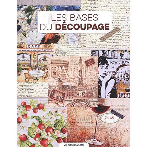 Zhi Mi - Les bases du découpage - Preis vom 26.03.2020 05:53:05 h