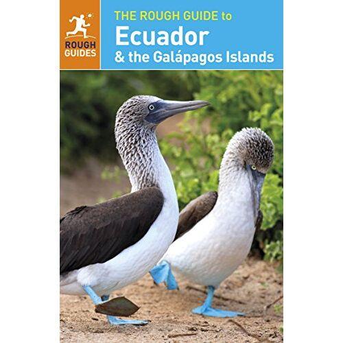 Rough Guides - The Rough Guide to Ecuador & the Galápagos Islands (Rough Guide Ecuador) - Preis vom 20.10.2020 04:55:35 h