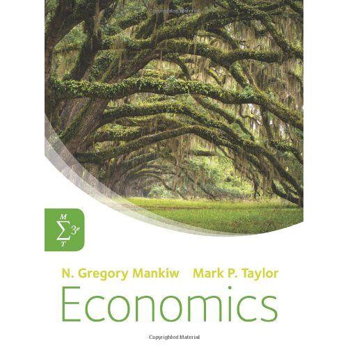 Taylor, Mark P. - Economics - Preis vom 18.11.2019 05:56:55 h