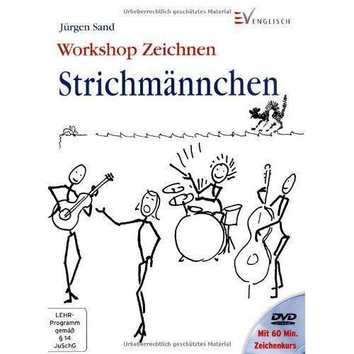 Jürgen Sand - Strichmännchen - Preis vom 14.05.2021 04:51:20 h