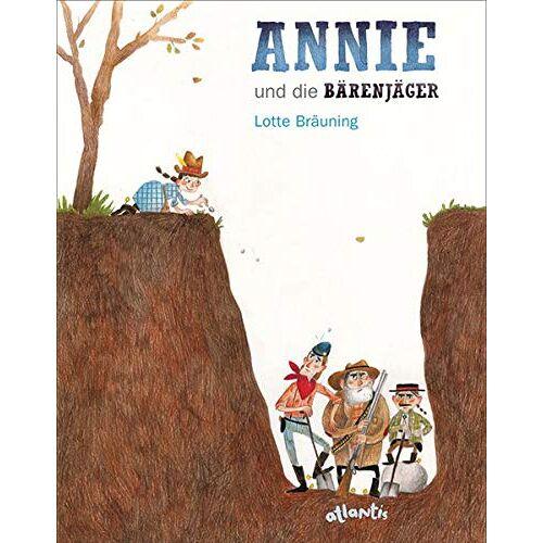 Lotte Bräuning - ANNIE und die Bärenjäger - Preis vom 19.10.2020 04:51:53 h