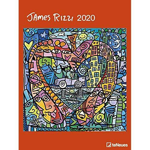- James Rizzi 2020 - Preis vom 27.01.2021 06:07:18 h