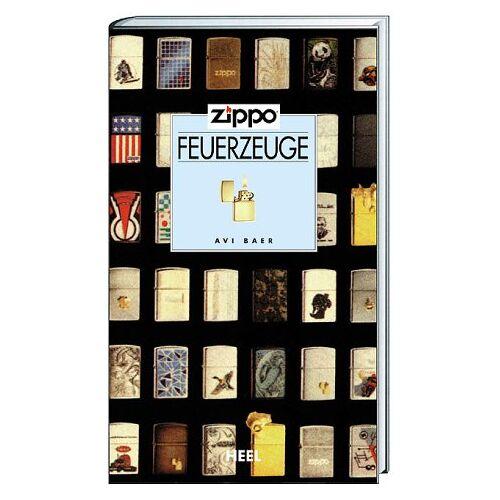 Avi Baer - Zippo Feuerzeuge - Preis vom 18.10.2020 04:52:00 h