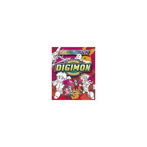 - Digimon Zeichenbuch - Preis vom 06.05.2021 04:54:26 h