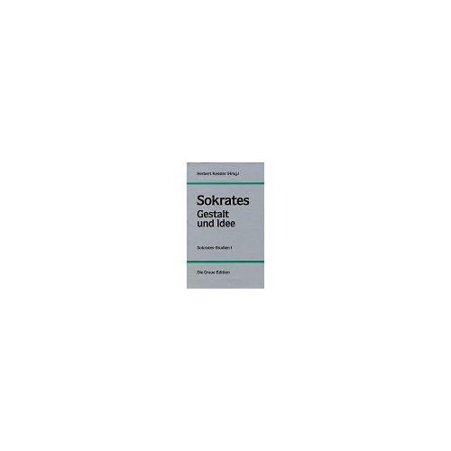 Herbert Kessler - Sokrates-Studien, Bd.1, Sokrates, Gestalt und Idee - Preis vom 04.10.2020 04:46:22 h