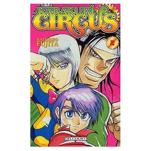 Kazuhiro Fujita - Karakuri Circus, Tome 2 : - Preis vom 18.10.2020 04:52:00 h
