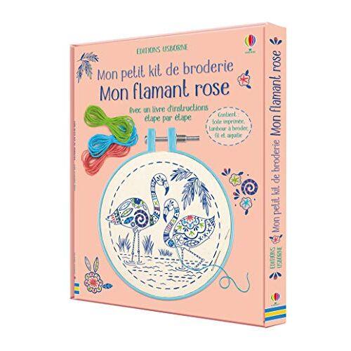 - Mon flamant rose - Mon petit kit de broderie - Preis vom 18.04.2021 04:52:10 h