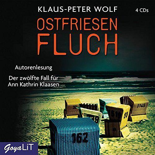 Klaus-Peter Wolf - Ostfriesenfluch (Ostfriesenkrimi) - Preis vom 14.04.2021 04:53:30 h