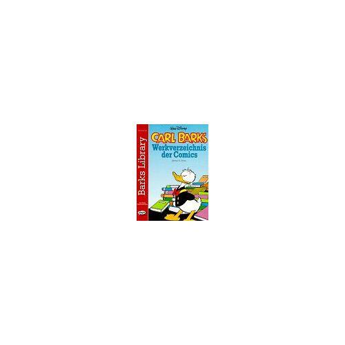 Carl Barks - Carl Barks Werkverzeichnis der Comics - Preis vom 31.03.2020 04:56:10 h