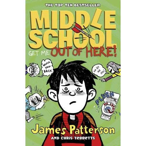 James Patterson - Middle School: Get Me Out of Here!: (Middle School 2) - Preis vom 19.07.2019 05:35:31 h