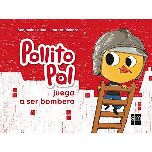 Benjamin Leduc - Pollito Pol juega a ser bombero (Pollito Poll) - Preis vom 08.03.2021 05:59:36 h