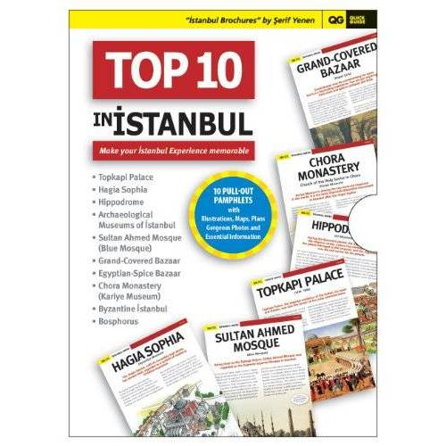 Serif Yenen - Istanbul Catalogue, Top 10 Places in Istanbul - Preis vom 28.02.2021 06:03:40 h