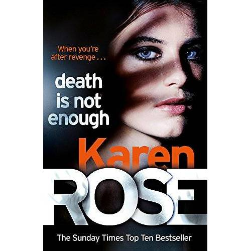 Karen Rose - Death Is Not Enough (The Baltimore Series Book 6) (Baltimore 6) - Preis vom 19.10.2020 04:51:53 h