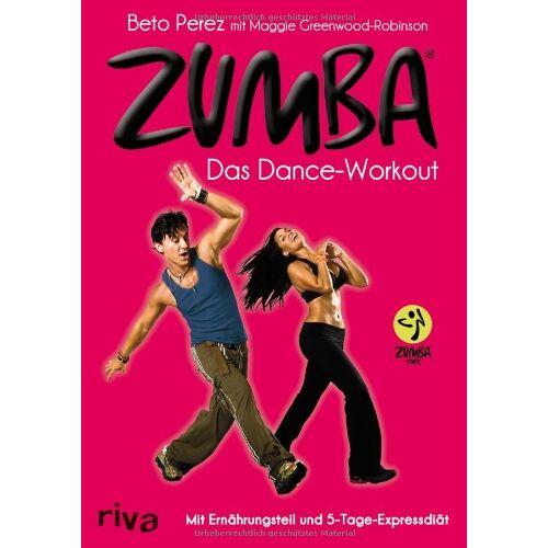 Beto Perez - Zumba: Das Dance-Workout - Preis vom 18.11.2019 05:56:55 h