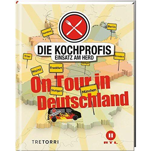 Ralf Frenzel - Die Kochprofis 5: On Tour in Deutschland (Die Kochprofis / Unsere Kochschule) - Preis vom 06.09.2020 04:54:28 h
