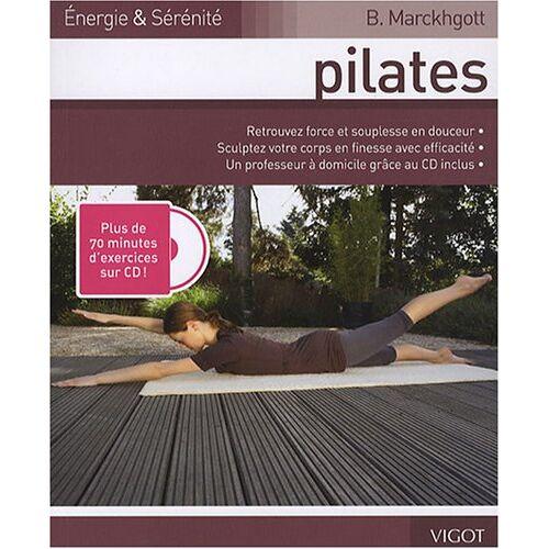 Barbara Marckhgott - Pilates (1CD audio) - Preis vom 28.03.2020 05:56:53 h