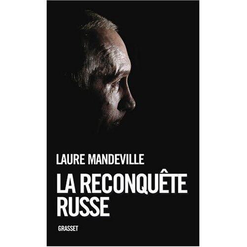 Laure Mandeville - La reconquête russe - Preis vom 20.10.2020 04:55:35 h