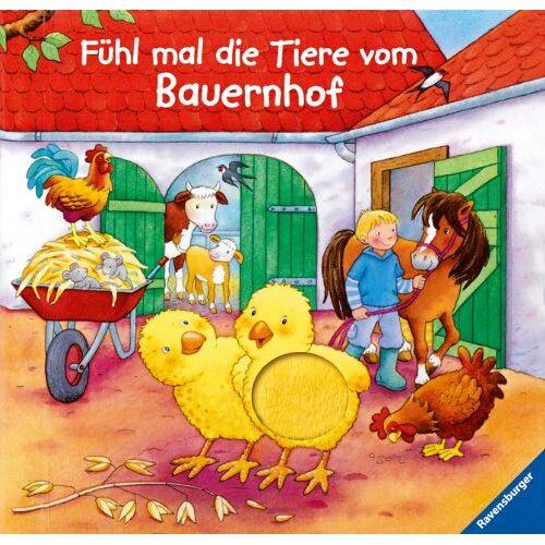 Sandra Grimm - Fühl mal die Tiere vom Bauernhof: Fühlbuch - Preis vom 09.04.2020 04:56:59 h