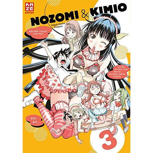 Wakoh Honna - Nozomi & Kimio 03 - Preis vom 23.02.2021 06:05:19 h