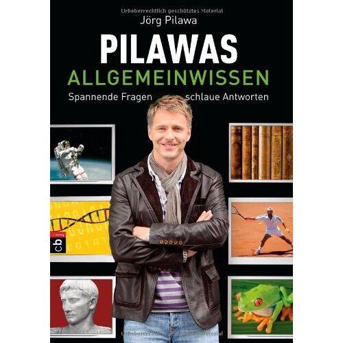 Jörg Pilawa - Pilawas Allgemeinwissen: Spannende Fragen - schlaue Antworten - Preis vom 27.02.2021 06:04:24 h