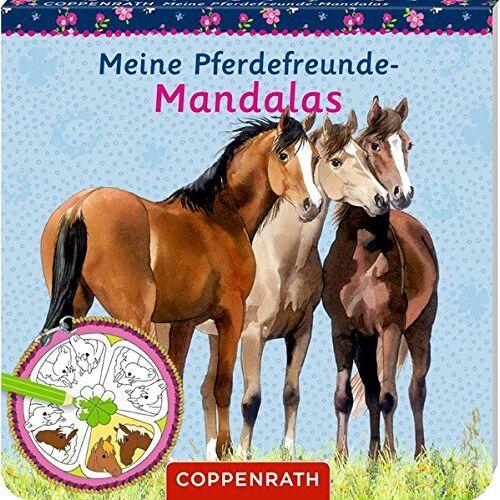 - Meine Pferdefreunde-Mandalas - Preis vom 24.01.2020 06:02:04 h