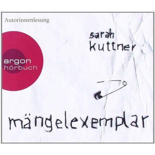 Sarah Kuttner - Mängelexemplar - Preis vom 18.01.2020 06:00:44 h