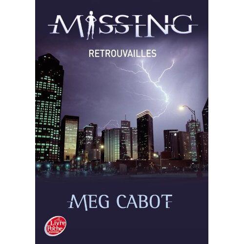 Meg Cabot - Missing, Tome 5 : Retrouvailles - Preis vom 05.04.2020 05:00:47 h