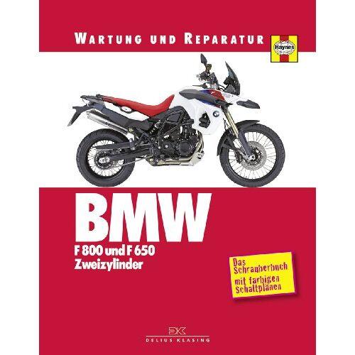 Phil Mather - BMW F 800 und F 650 Zweizylinder: Wartung und Reparatur - Preis vom 06.09.2020 04:54:28 h