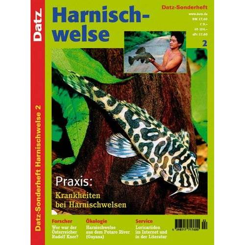 - Datz-Sonderheft Harnischwelse 2 - Preis vom 08.04.2021 04:50:19 h
