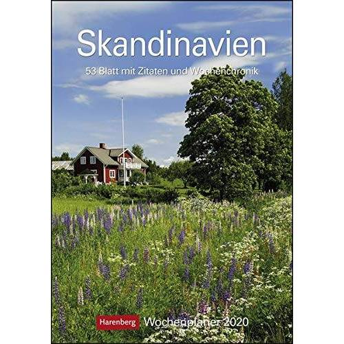 Harenberg - Skandinavien 2020 25x35,5cm - Preis vom 12.05.2021 04:50:50 h