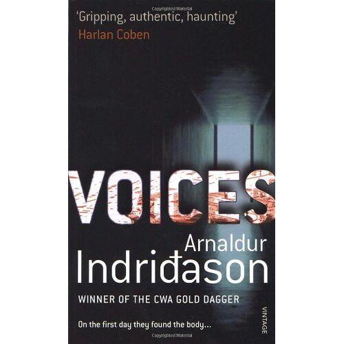 Arnaldur Indridason - Voices - Preis vom 08.05.2021 04:52:27 h