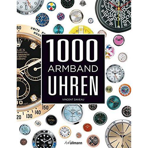 Vincent Daveau - 1000 Armbanduhren - Preis vom 30.03.2020 04:52:37 h