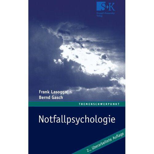 Frank Lasogga - Notfallpsychologie - Preis vom 20.10.2020 04:55:35 h