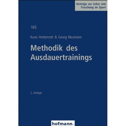 Kuno Hottenrott - Methodik der Ausdauertrainings - Preis vom 20.01.2021 06:06:08 h