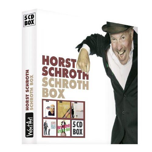 Horst Schroth - Schroth Box: WortArt - Preis vom 22.10.2020 04:52:23 h