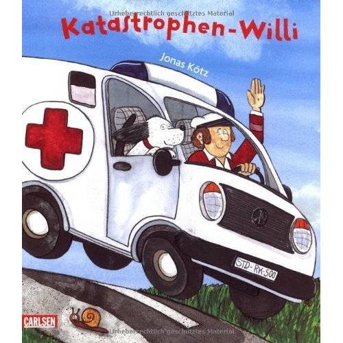 Jonas Kötz - Katastrophen-Willi - Preis vom 17.04.2021 04:51:59 h