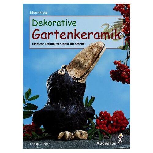 Christl Erschen - Dekorative Gartenkeramik - Preis vom 24.02.2021 06:00:20 h