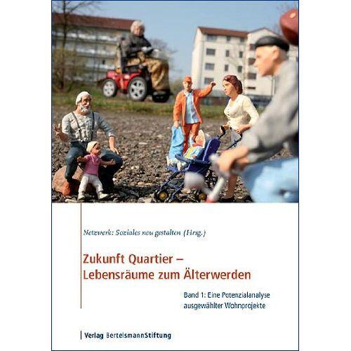 Netzwerk: Soziales neu gestalten - Zukunft Quartier - Lebensräume zum Älterwerden: Zukunft Quartier 1: Bd 1 - Preis vom 14.09.2019 05:31:51 h