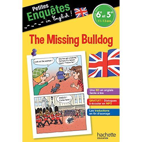 - The Missing Bulldog : 6e et 5e - Preis vom 20.06.2020 04:58:35 h