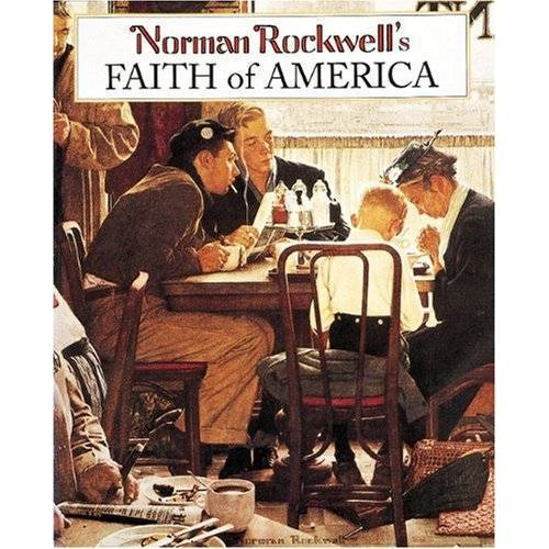 Norman Rockwell - Norman Rockwell's Faith of America: Icons - Preis vom 07.03.2021 06:00:26 h