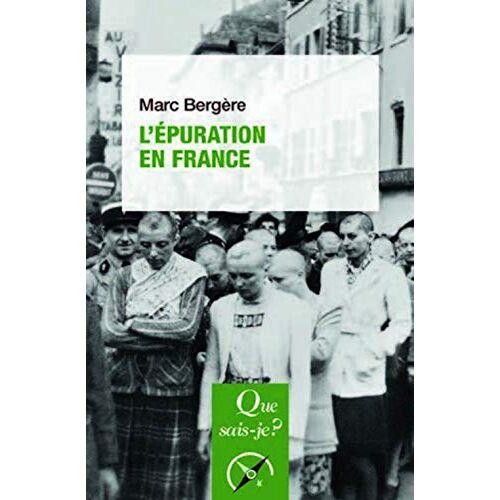 - L'Épuration en France - Preis vom 14.05.2021 04:51:20 h
