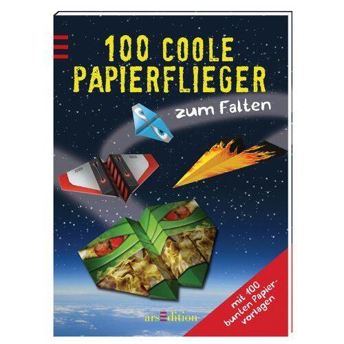 - 100 coole Papierflieger zum Falten - Preis vom 11.05.2021 04:49:30 h