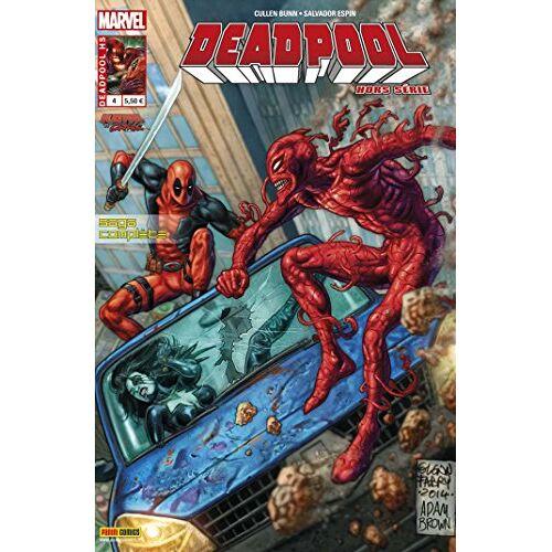 Bunn - Deadpool h s 4 deadpool vs carnage - Preis vom 03.04.2020 04:57:06 h