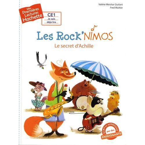 - Les Rock'nimos : Le secret d'Achille - Preis vom 08.05.2021 04:52:27 h