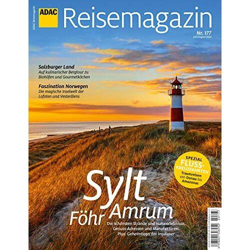 Motor Presse Stuttgart - ADAC Reisemagazin Schwerpunkt Sylt, Amrum, Föhr (ADAC Motorpresse) - Preis vom 07.03.2021 06:00:26 h
