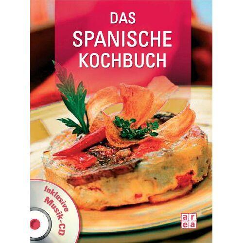 Carmen Rodriguez - Das spanische Kochbuch. Mit Musik-CD - Preis vom 05.09.2020 04:49:05 h