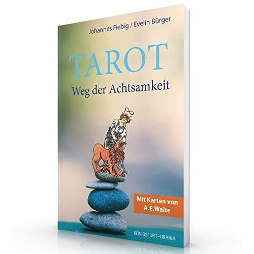 Johannes Fiebig - Tarot. Weg der Achtsamkeit - Preis vom 21.04.2021 04:48:01 h